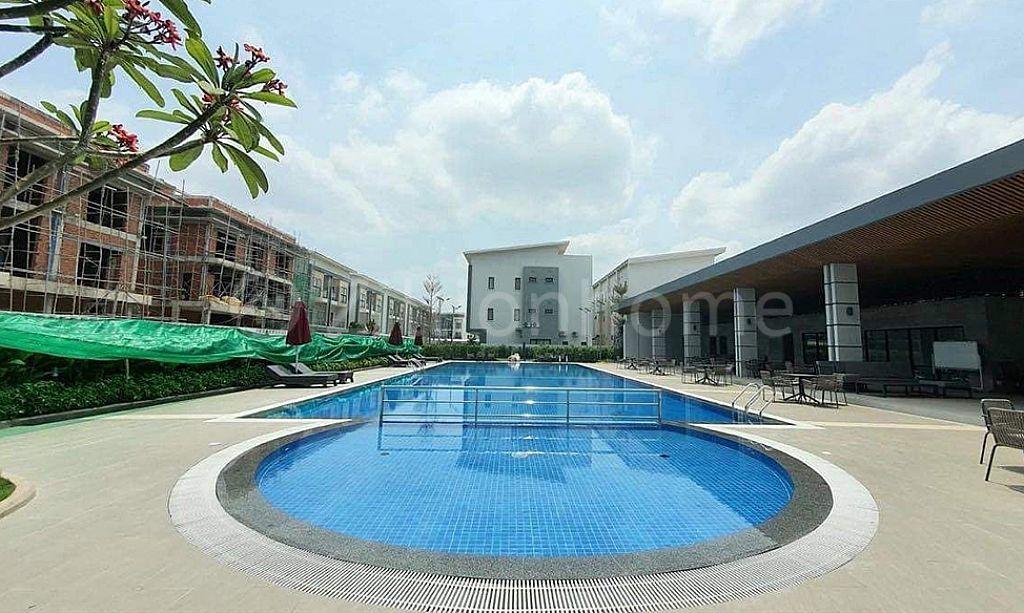 Queen Villa for Sale at Borey Arata Garden Residence