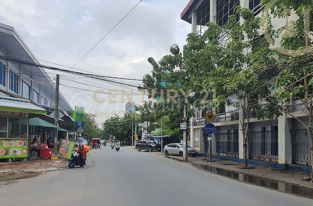 Land for Rent At Beoung Kok II