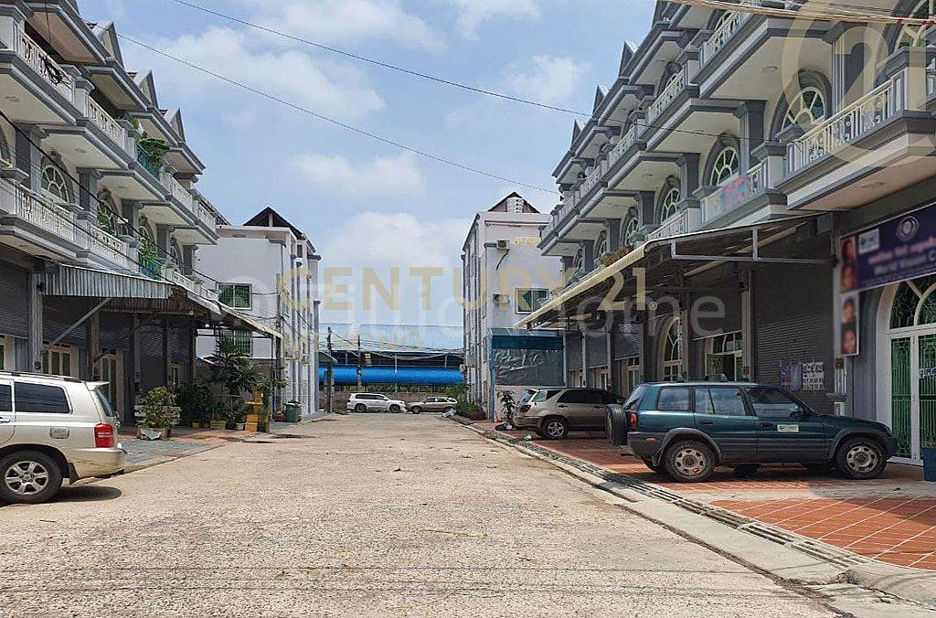 Flat for Sale At Kouk Khleang