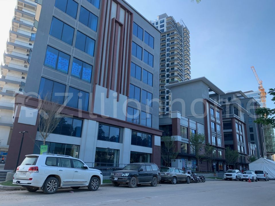 NEW Condo For Sale at DSeaview (CamHomes), Sihanouk Ville