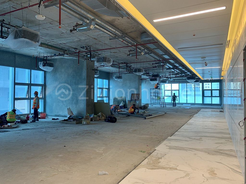 A NEW Beautiful Grade-A (full or half floor) Office Space at GIA Tower at Diamond Island