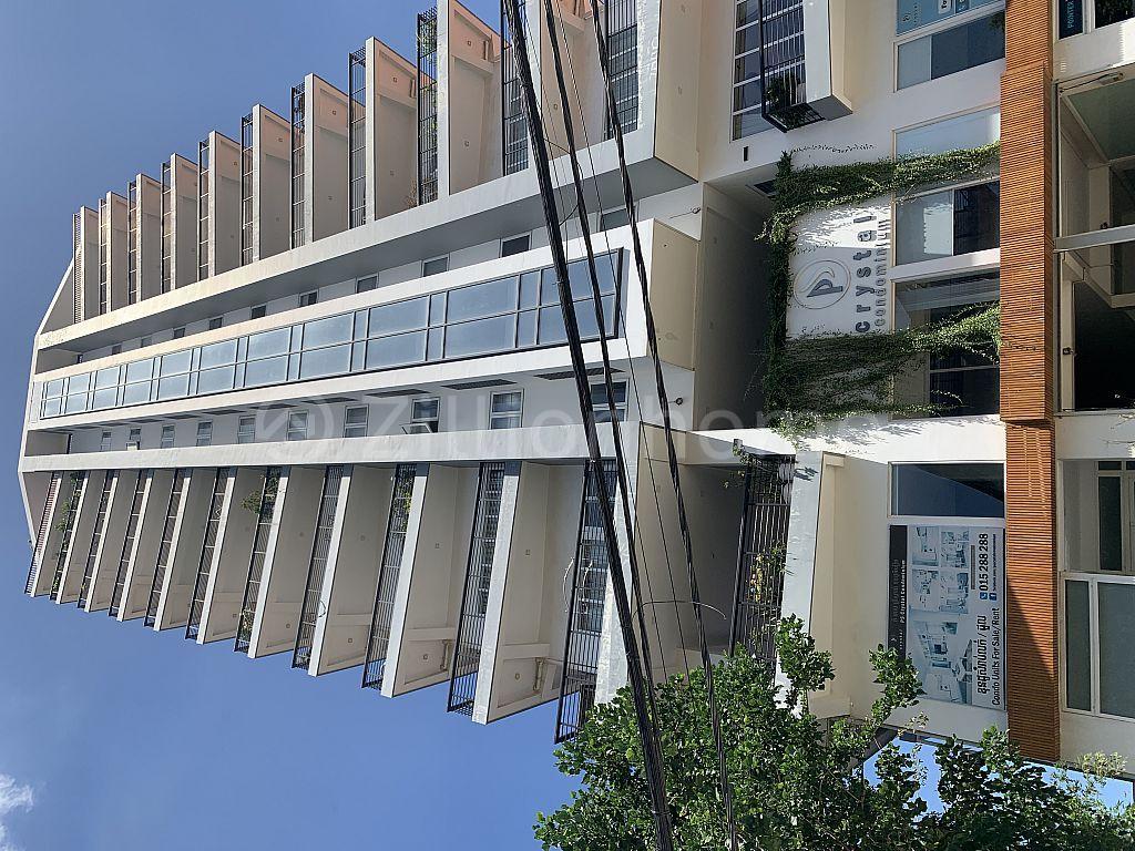 ដីកែងជ្រុងទំហំ 230 ម2 លក់តំលៃល្អ នៅសង្កាត់បឺងទំពុន ក្បែរខុនដូរ PS Crystal Condominium