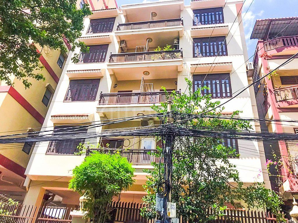 Building  for rent in Bassac  (C-6657)