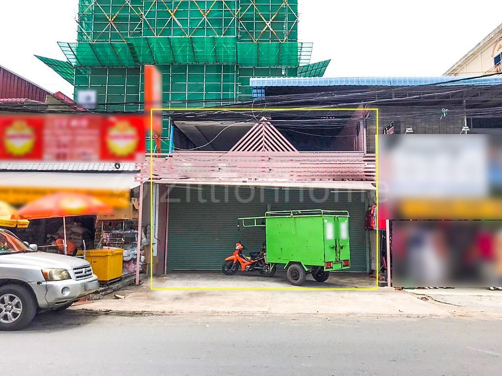 Shop for rent  At Toul tompong  (C-6717)
