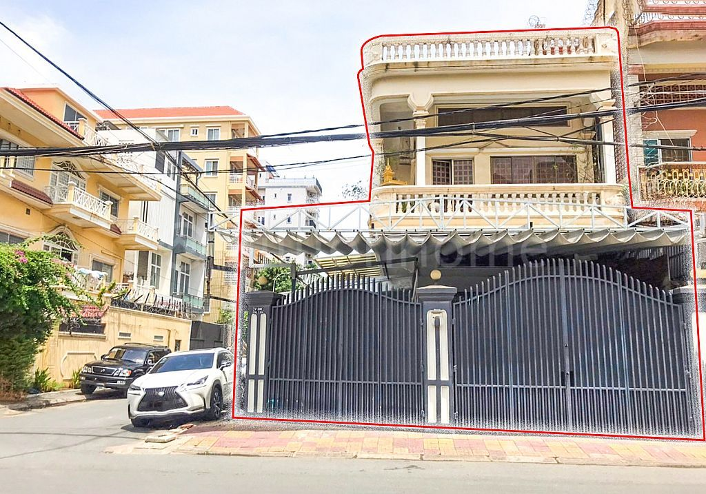 Shop for rent  At Toul tompong  (C-6716)