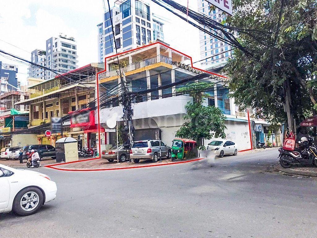 House for rent  Bkk1   (C-6997)