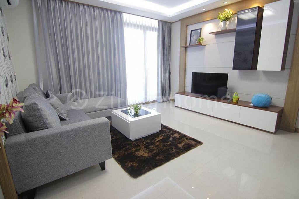 FOR RENT# 1 Bed Room Condo -  BKK1, Phnom Penh