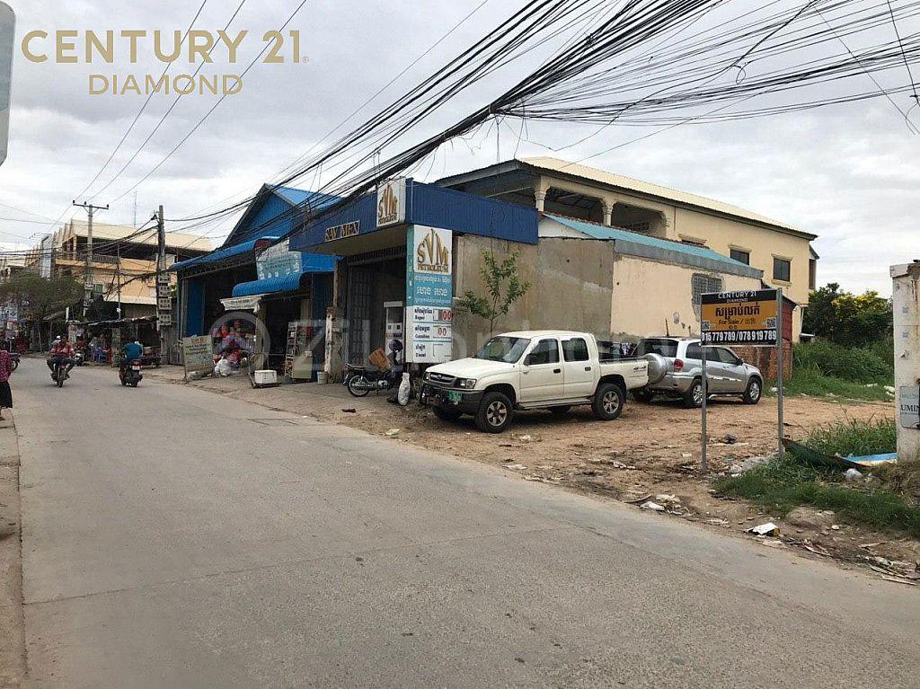 Land For Sale/ដីលក់បន្ទាន់ ⚡️ នៅស្ទឹងមានជ័យ (ID:#D0238)