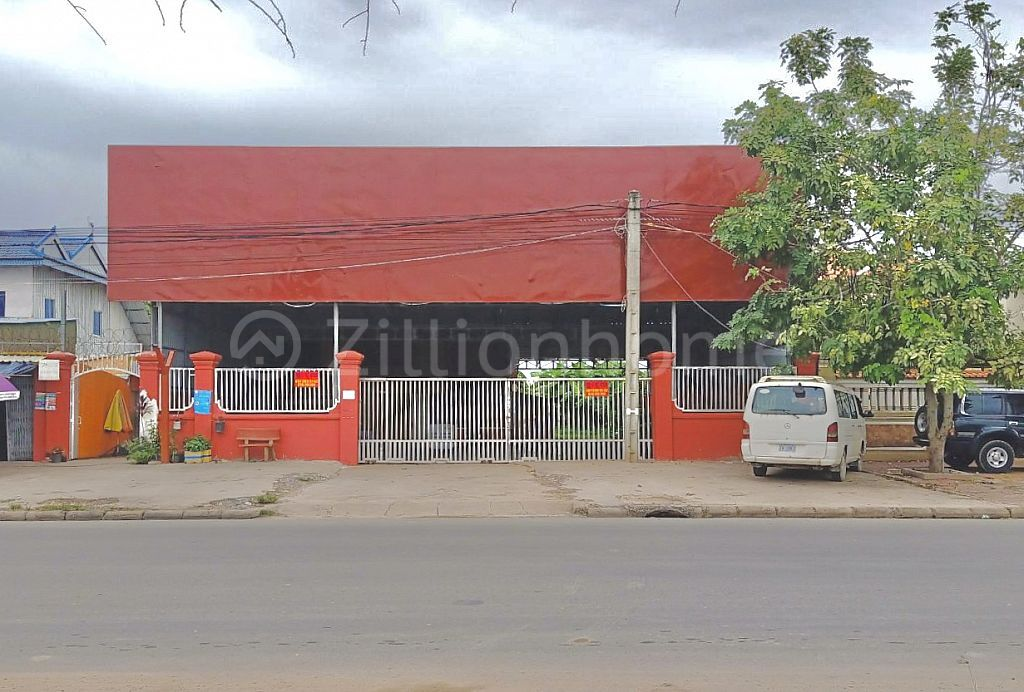 Shop House For Rent in Takeo Province
