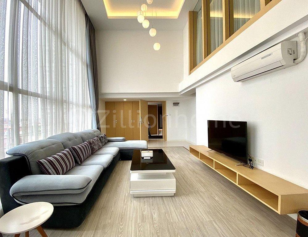 COMMERCIAL HOTEL BUILDING NORODOM