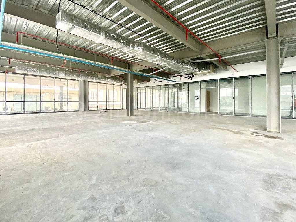 BRAND NEW OFFICE SPACE NEAR CHINESE EMBASSY