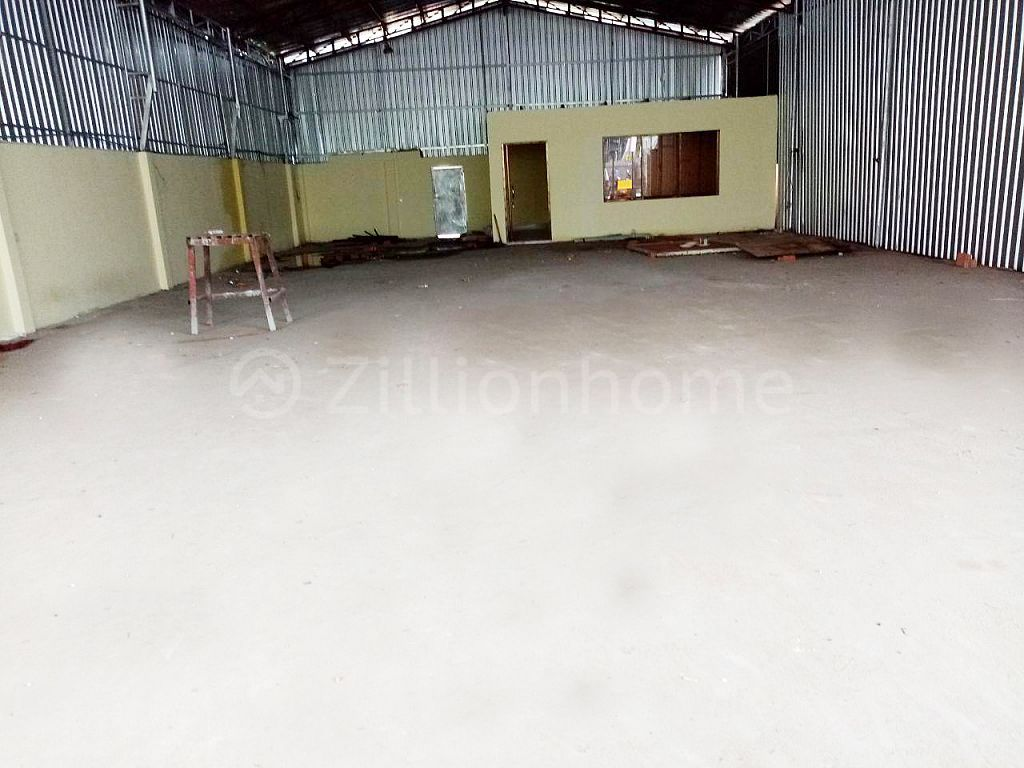 WAREHOUSE AVAILABLE IN TK