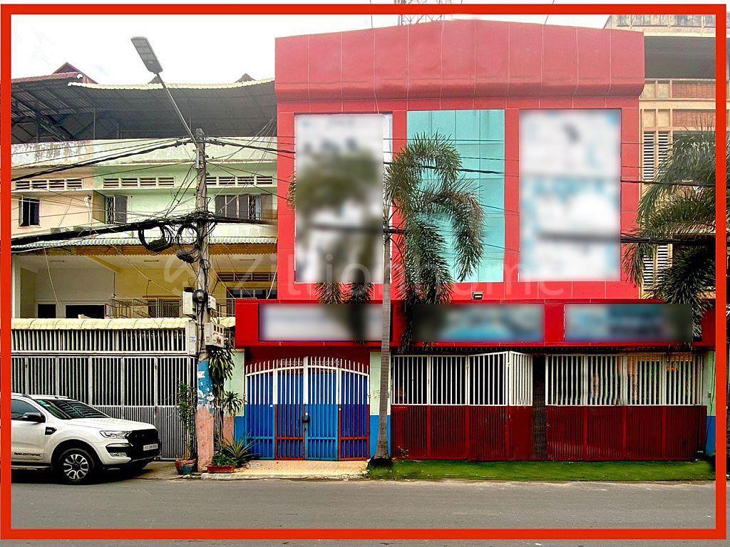 COMMERCIAL SCHOOL BUILDING IN TTP