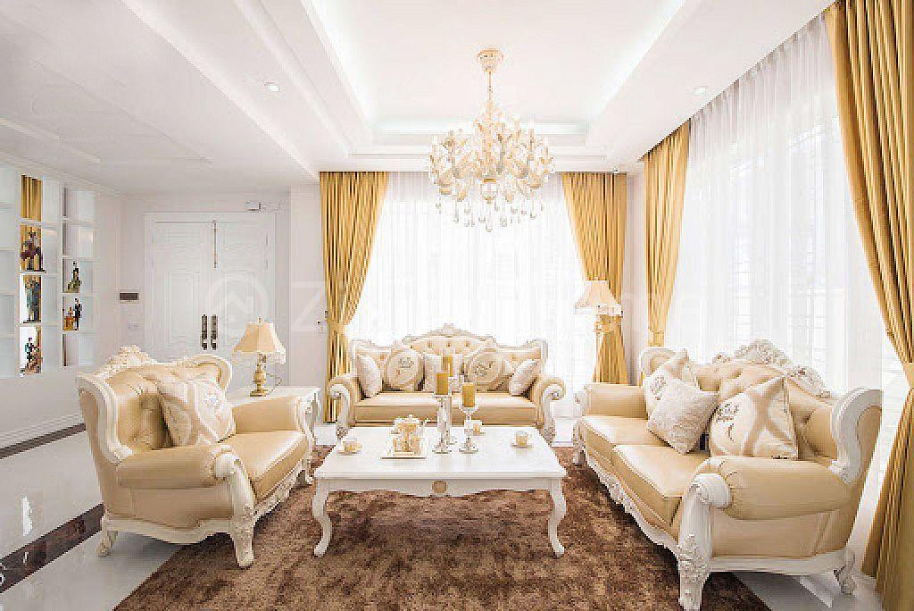 BRAND NEW - 7 BEDROOMS LUXURY KING VILLA IN SEN SOK