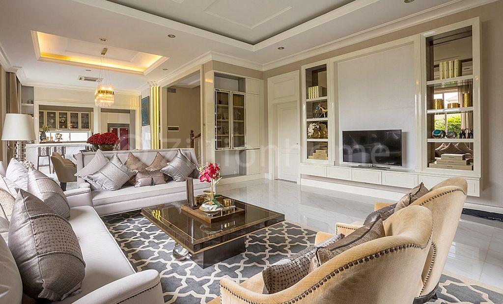 5 NEW BEDROOMS LUXURY PRINCE VILLA IN PENG HOUT