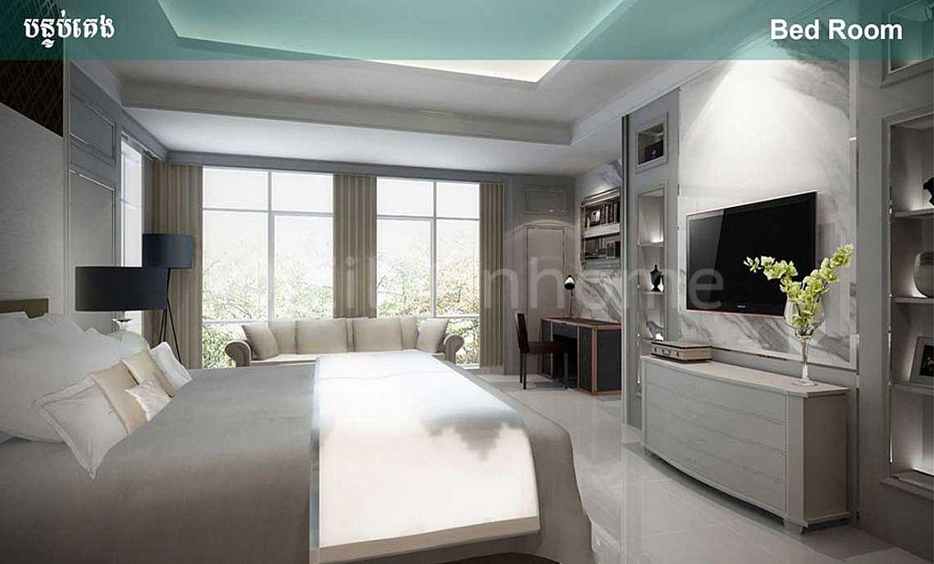 5 BEDROOMS JASMINA VILLA PENG HUOTH POLARIS