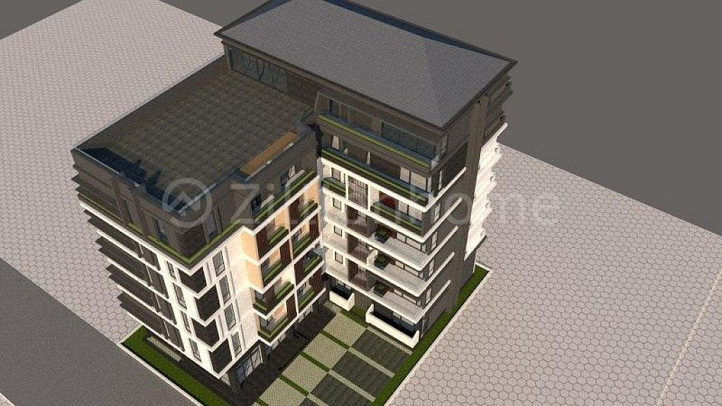 6 FLOORS CONDO BUILDING IN SIHANOUKVILLE
