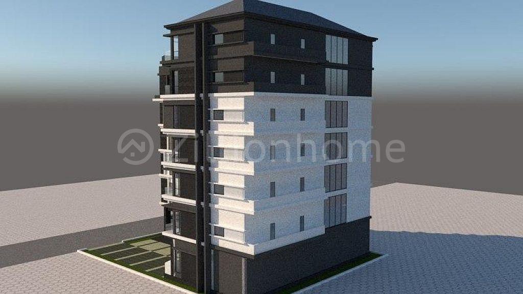COMMERCIAL CONDO BUILDING IN SIHANOUKVILLE