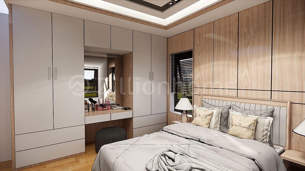 5 BEDROOM QUEEN A VILLA ON STREET 60M