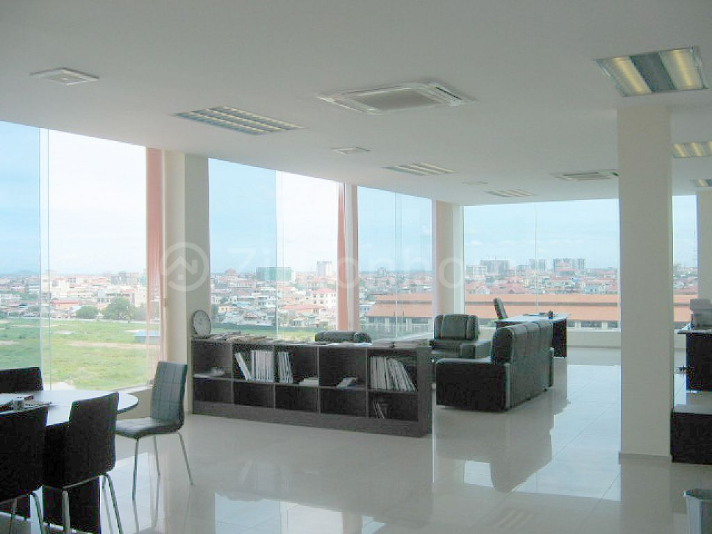 AVAILABLE OFFICE SPACE IN TOUL KORK AREA