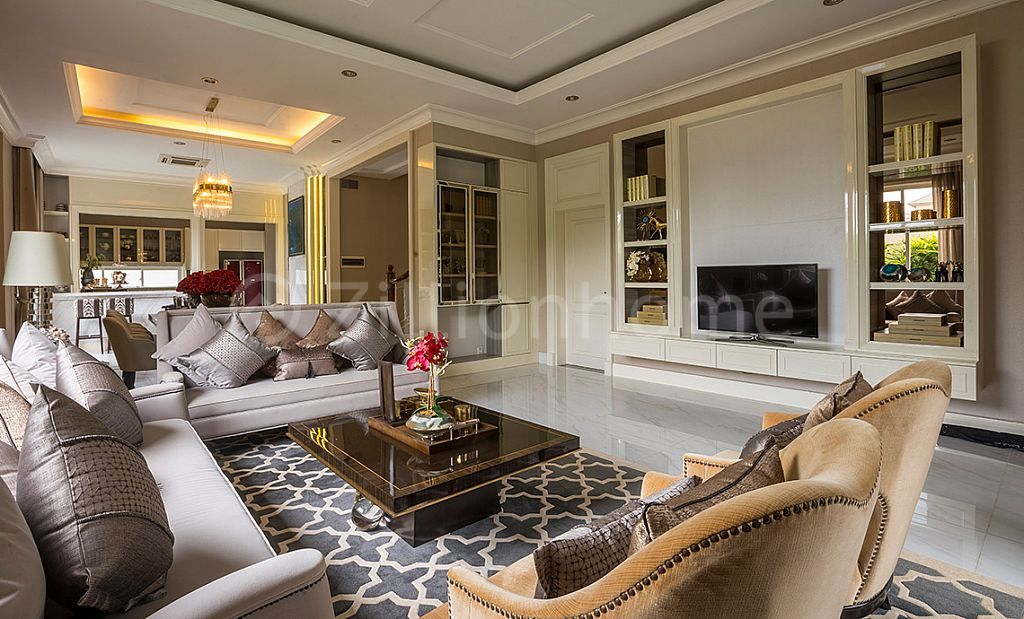 BRAND NEW 5 BEDROOM PRINCE VILLA IN MASTERY PH-BEONG SNOR