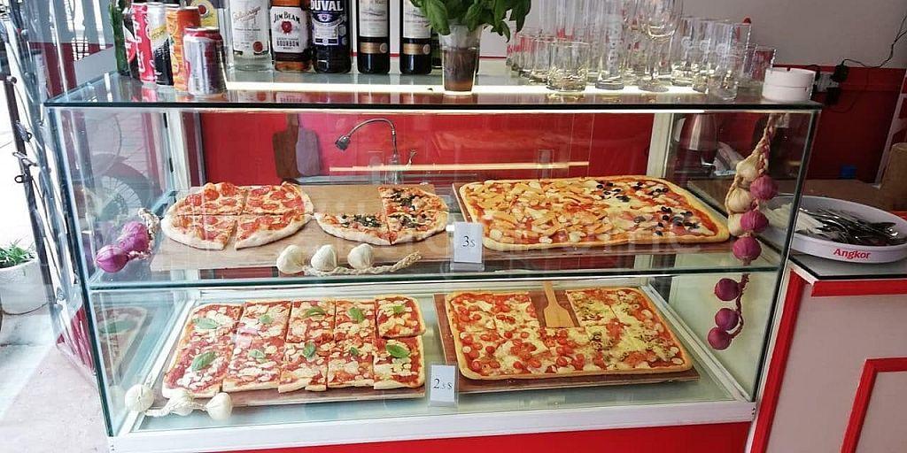 AUTHENTIC ITALIAN PIZZA BUSINESS