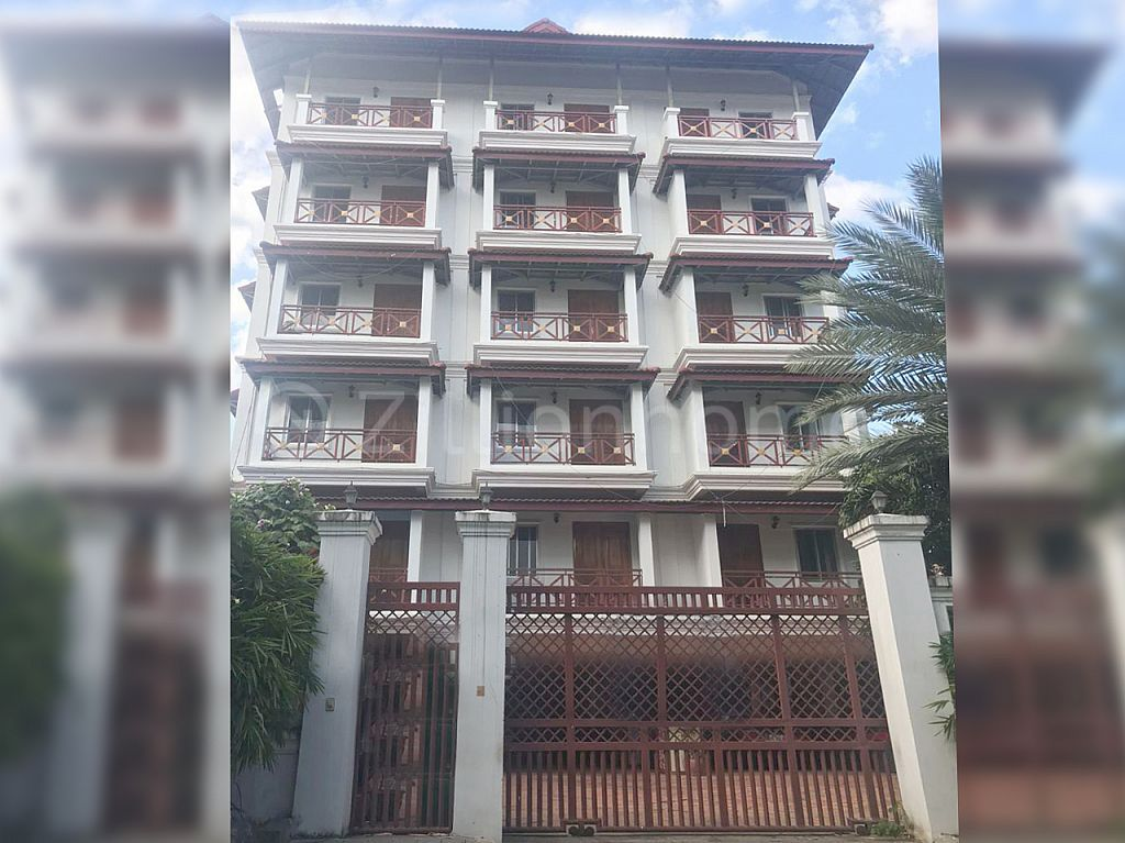 COMMERCIAL APARTMENT BUILDING IN DAUN PENH