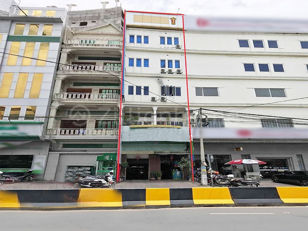 TWO COMMERCIAL BUILDINGS IN BEONG KAK AREA