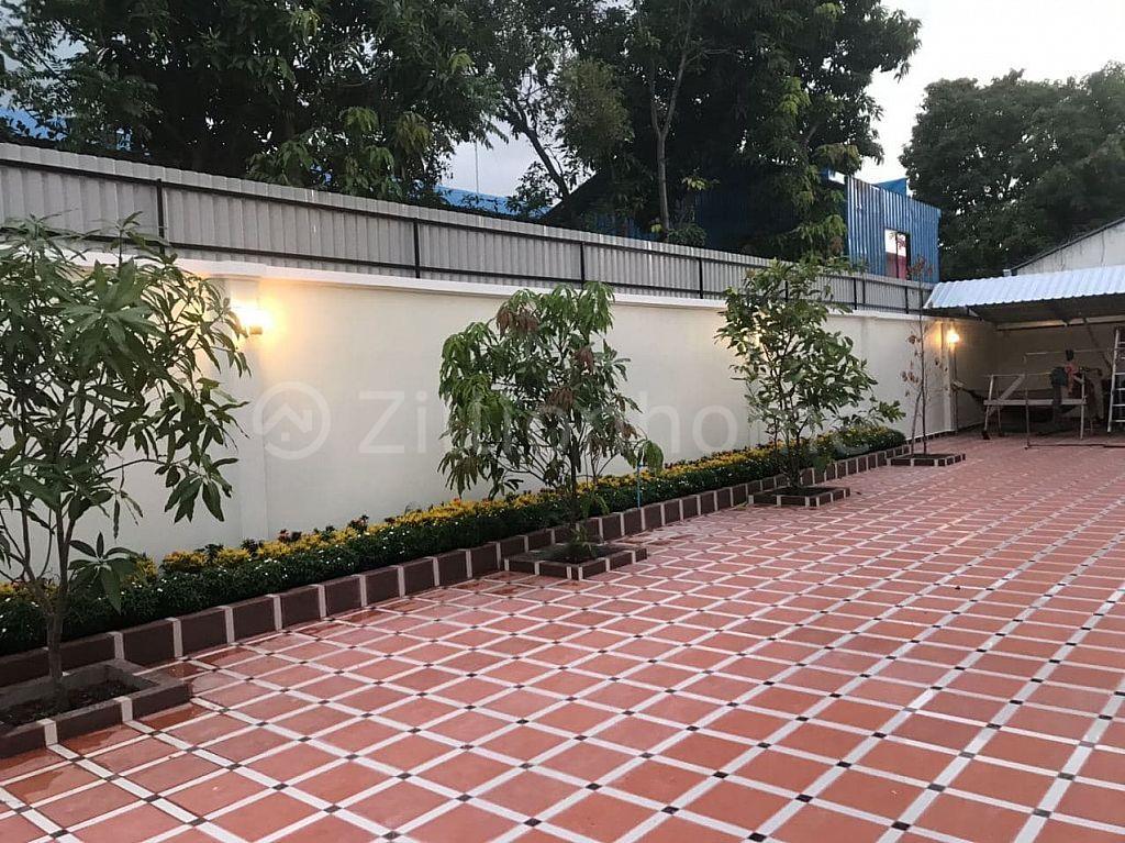 COMMERCIAL VILLA IN CHAMKAR MON