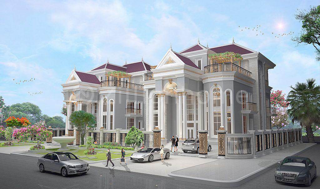 QUEEN VILLA - BOREY VIMEAN PHNOM PENH