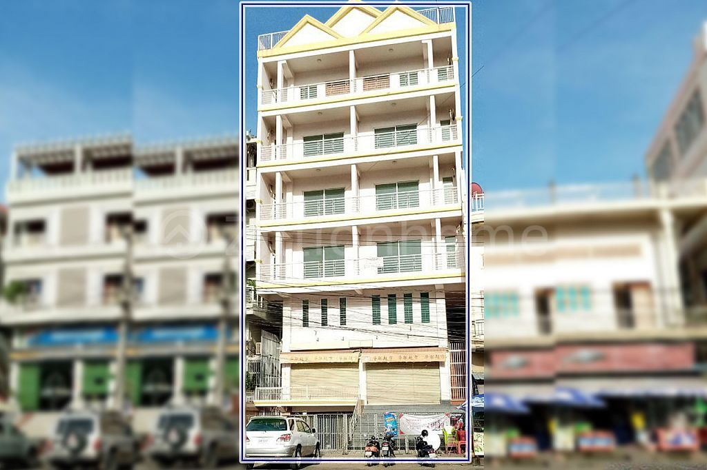 COMMERCIAL BUILDING - TOUL SANGKAE