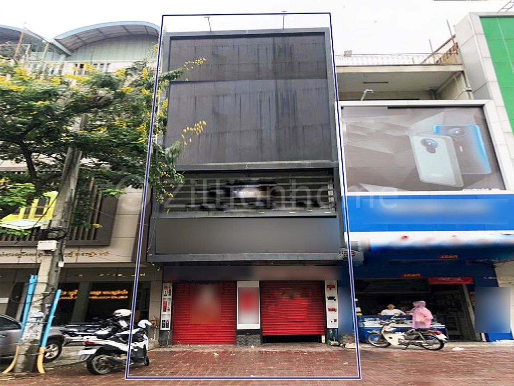 COMMERCIAL SHOPHOUSE IN TK