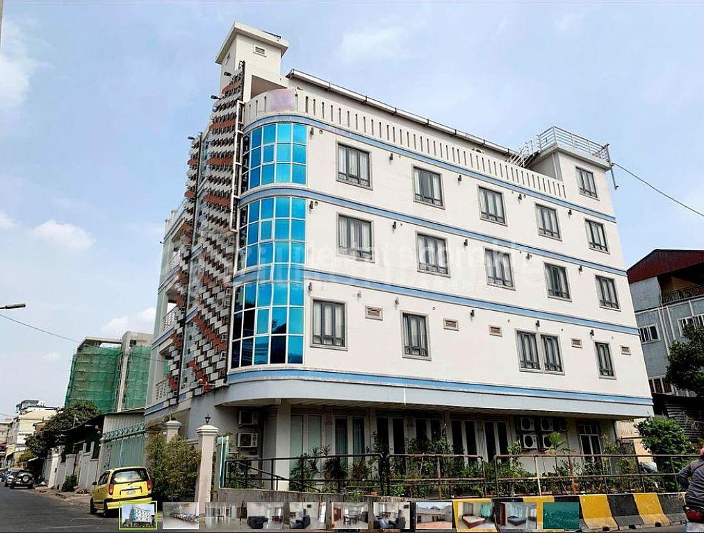 HOTEL BUILDING IN BKK