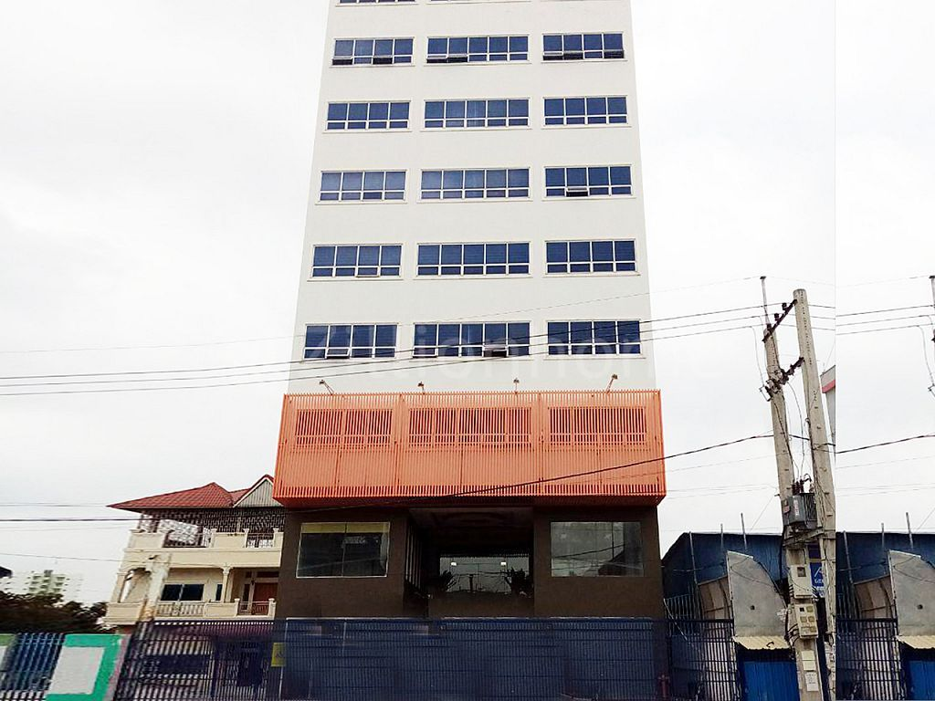 NEW OFFICE SPACE IN RUSSEI KEO