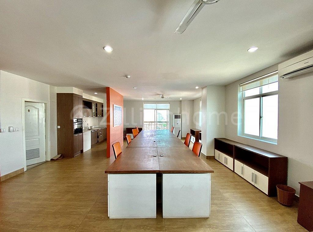 FULLY FURNISHED OFFICE NEAR CHINESE EMBASSY