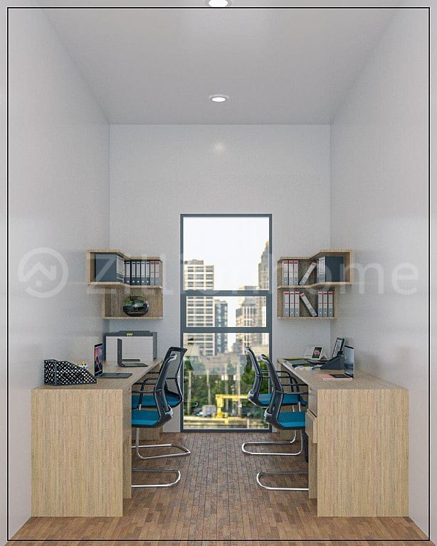 PREMIUM OFFICE AND COWORKING SPACE IN BKK 1