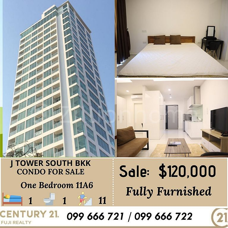 J Tower Condo For Sale