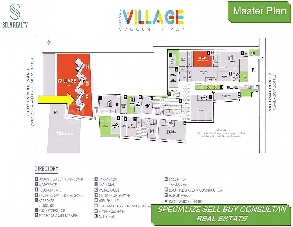 Condo For SALE on 60m street Urban Village Phase 2