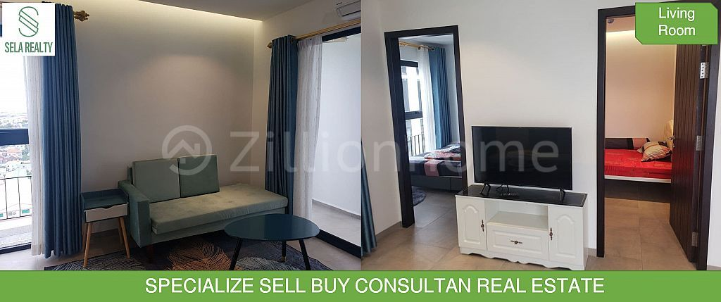 Corner Unit at Urban Village 1 For Sale With Rental Incomep