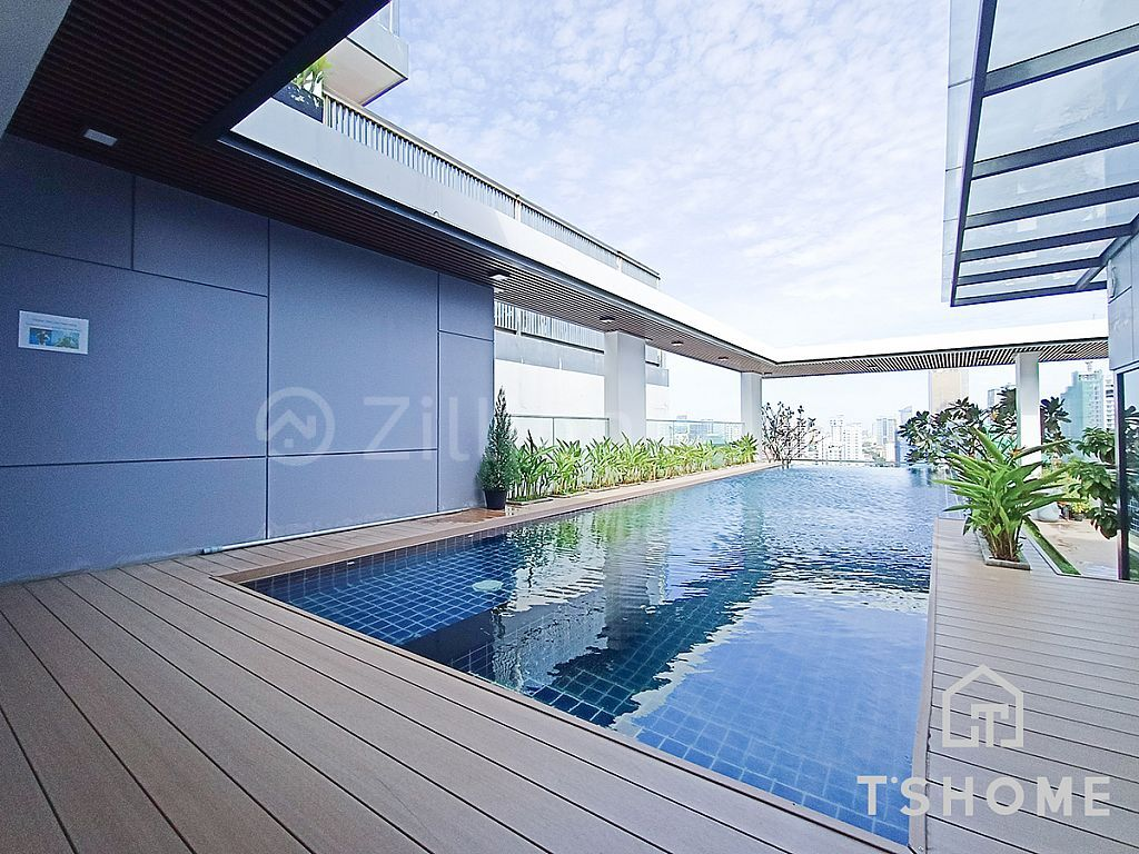 Brand New 1BR Apartment for Rent in BKK3 70㎡ 800USD