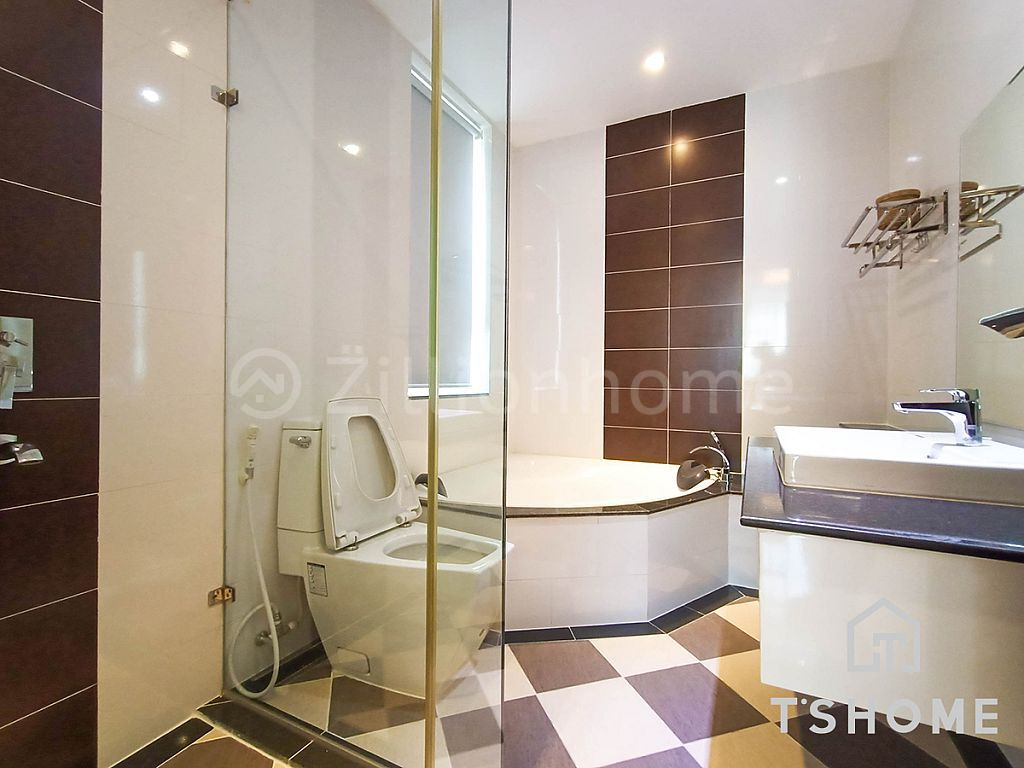 Lovely 1BR Apartment for Rent in BKK1 80㎡ 1600USD