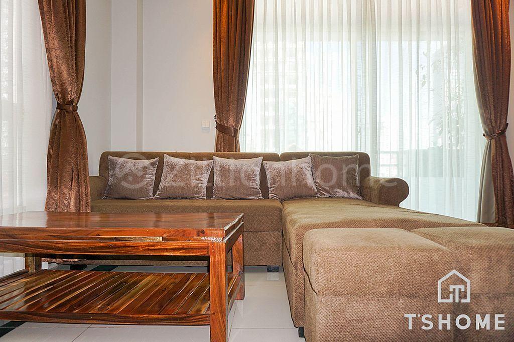 Lovely 1 Bedroom Apartment for Rent in BKK1 73㎡ 700USD