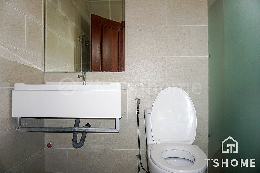 Low-Cost 2 Bedrooms Apartment for Rent in BKK1 80㎡ 700USD