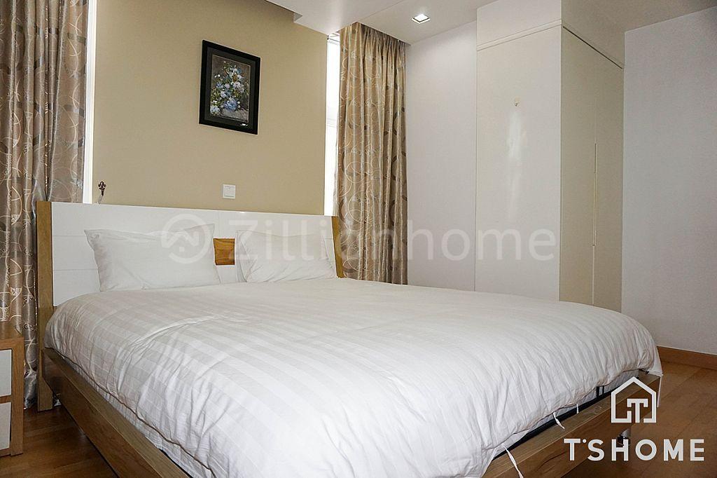Nice 1 Bedroom Apartment for Rent in BKK1 86㎡ 1,000USD