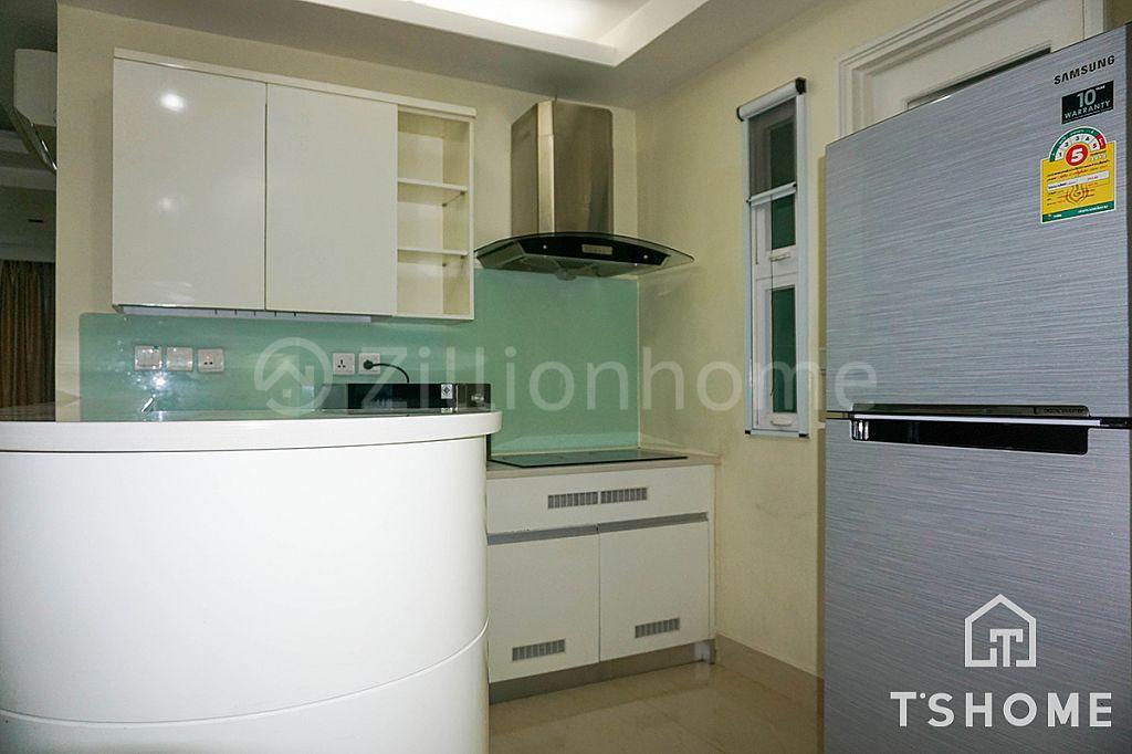 Best 2 Bedrooms Apartment for Rent in BKK1 92㎡ 1,300USD