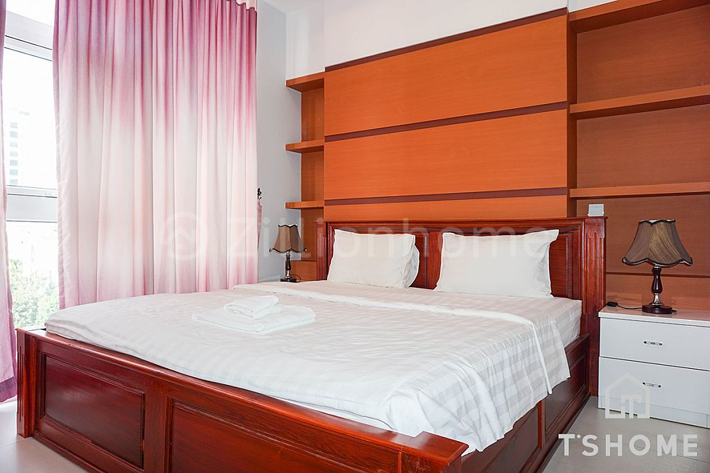 Lovely 1 Bedroom Apartment for Rent in BKK1 56㎡ 700USD