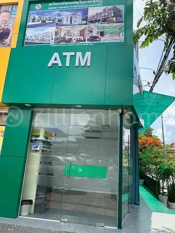 ផ្ទះអាជីវកម្មផ្លូវ271 កែង ផ្លូវ 488 ទល់មុខ PTT Amazon ផ្សារដើមថ្កូវ