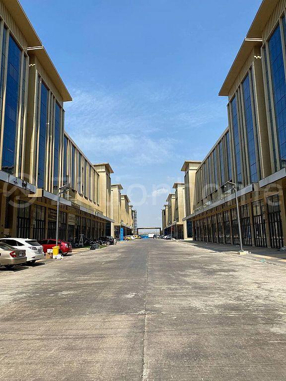 The Premier Land Shop House next to AEON2 Sen Sok City