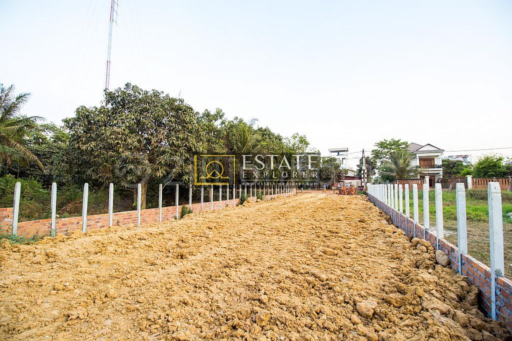Land for sale in Siem Reap