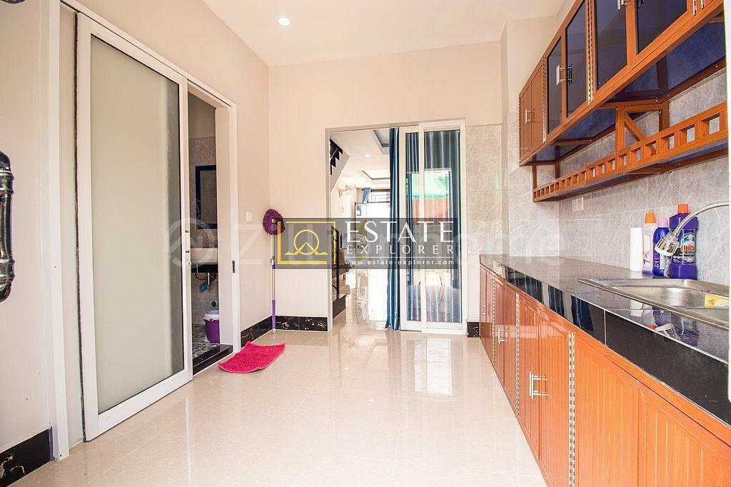 Villa for Sale in Siem Reap   Svay Dengkum